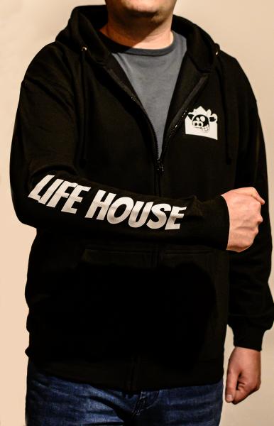 College Jacke Life House