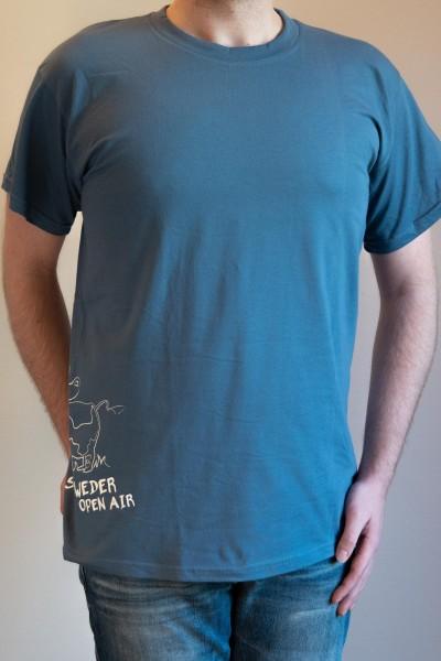 """T-Shirt """"Outline Kuh"""""""