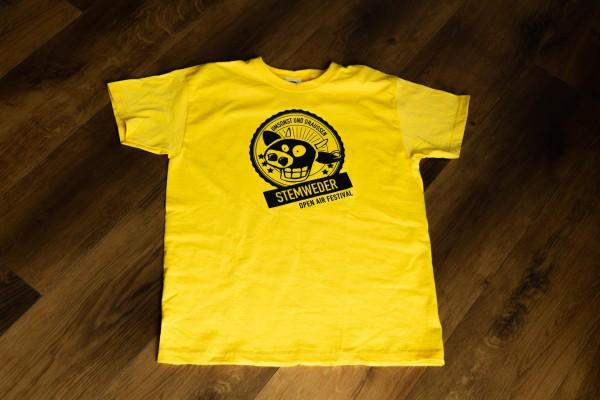 Kids T-Shirt gelb