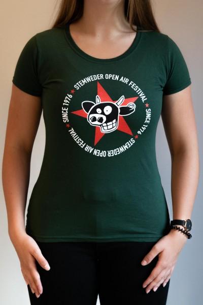 """T-Shirt """"Stern"""" - tailliert"""