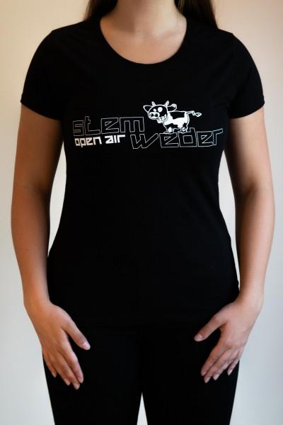 """T-Shirt """"Lazer"""" - tailliert"""